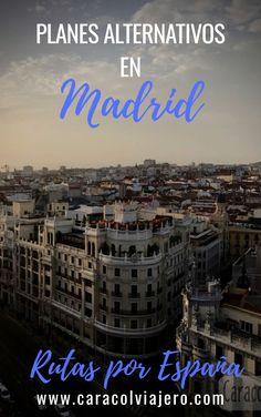 Planes alternativos en #Madrid #España #barato Eurotrip, Andalucia, Travel Guides, Madrid Espana, Places Ive Been, Spain, To Go, Travel Blog, Europe