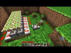 Minecraft redstone hidden bridge tutorial - Minecraft World Minecraft Redstone, Minecraft Cheats, Minecraft Plans, Minecraft Videos, Minecraft Construction, Minecraft Tutorial, Minecraft Blueprints, Minecraft Creations, How To Play Minecraft
