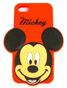 Mickey Mouse Iphone 5/5S