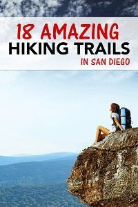 My hand picked collection of the best hiking trails in San Diego