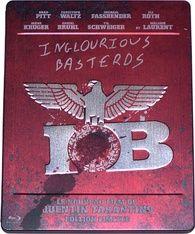 "Blu-Ray: ""Inglorious Basterds"" Steelbook edition"