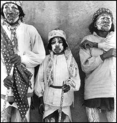 Tarahumara Indians. Mexican...also in my genes.