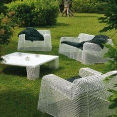 Salon de Jardin Ivy