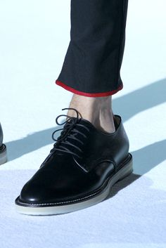 Gucci | Spring 2012 Menswear Collection | Style.com detail for pant wedding day