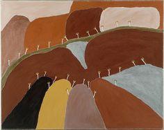 PATRICK MUNGMUNG & BETTYCARRINGTON In association with Warmun Art 16 OCTOBER - 17 NOVEMBER 2007 Exhibitions - Gallery Gabrielle Pizzi - Exhibiting Contemporary Australian Aboriginal Art Melbourne   Fitzroy VIC