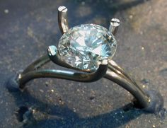How to make a Platinum Ring