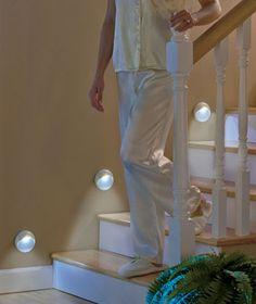 Set of 3 Motion Sensor Stair Lights