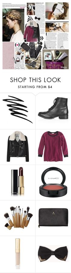 """OneRepublic - Counting Stars"" by ana-mag ❤ liked on Polyvore featuring Chanel, GE, Prescriptives, Topshop, Acne Studios, H&M, J.Crew, MAC Cosmetics, Scotch & Soda and Dolce&Gabbana"