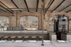 SAGE Restaurant, Berlin, Drewes+Strenge, Room Division, cool restaurant