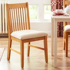 Found it at Wayfair - Amory Dining Chair