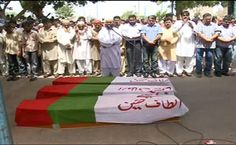 MQM's supporters' killings: a case of ethnic and personal violence'