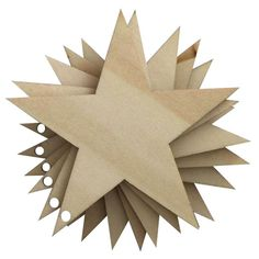 25pcs/lot laser cut MDF wood stars 3mm wooden star with holes for Home Decorations MDF Stars Decors wood chips pieces stars