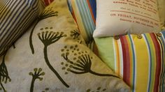 some gorgeous cushions