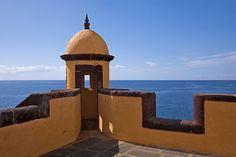 Fortaleza de São Tiago, Madeira, Portugal
