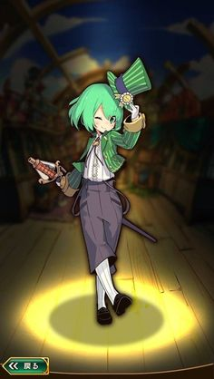 【ラスピリ】【進化後】マジシャン(木・男)の評価・ステータス - Gamerch