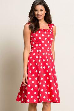 Dresses - Capture Spot Dress - EziBuy Australia