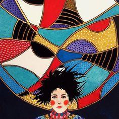 """a change is gonna come"" (30*40 watercolour on paper) #watercolour #mixedmedia #aquarelle #art #illustration #drawing #painting #picture #artist #sketch #kunst #maler #maleri #pen #pencil #artsy #instaart #pattern #portrait #instagood #gallery #creative #photooftheday #instaartist #artoftheday #hülyaözdemir #theweekoninstagram @instagram"
