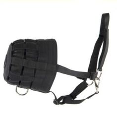 """Economy Nylon Halter Grazing Muzzle Cob by Economy. $12.99. Grazing Muzzle with Halter The Grazing Muzzle with Halter helps control over-eating by limiting intake through the small opening at the bottom of the muzzle. The bottom is made out of rubber coupled with nickel-plated steel hardware. Features 5-way Adjustable System Padded Noseband Easy Clip On Quick-grip Fastener Sizing Information: Bottom Diameter Height Diameter Weight Guideline Mini 4 3/4"""" 4 1/2"""" 6 1/4"""" 150-300..."""