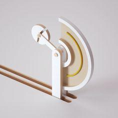Kinetic sculpture 03 Art Direction, Sculpting, Sculptures, Digital Art, Construction, 3d, Design, Whittling, Sculpture