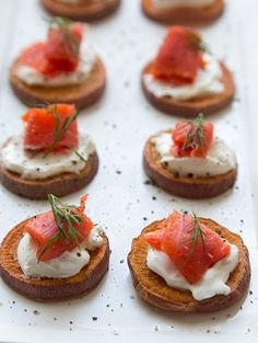 Gluten Free Appetizers with Goat Cheese — The Tomato Tart