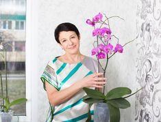 Jak pěstovat orchideje od A do Z: Velký manuál pro pěstování v bytě | Blesk.cz Gardening, Women, Lawn And Garden, Horticulture, Woman