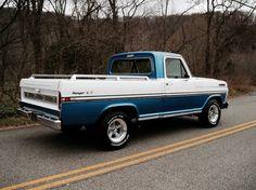 70  Ford Ranger XLT