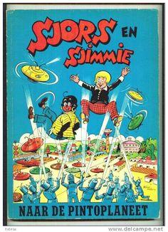 Sjors en Sjimmie ~ Naar de Pintoplaneet (1965)