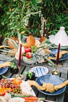 A Moroccan Dinner Party is the perfect way to switch up your weekend routine! Create a refreshing atmosphere at home for a special family night. Family Night, Moroccan, Entertaining, Table Decorations, Dinner, Create, Party, Routine, Dining