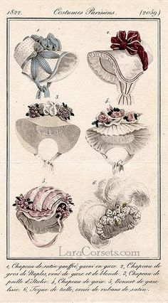 1822 hats
