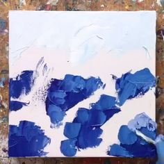 Oil painting Tips Ideas - Oil painting Tutorial Drawings - Oil painting For Beginners Hands - Oil painting Modern Impressionism Abstract Oil, Flower Artwork, Abstract Painting, Painting, Oil Painting, Oil Painting Abstract, Artwork, Flower Aesthetic, Abstract