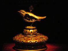 the emperors golden nightingale by ~Pixerke on deviantART