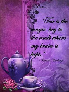 So we can open the vault would someone please put the kettle on so we can have a nice cuppa tea. Tea Quotes, Tea And Books, Cuppa Tea, Tea Art, My Cup Of Tea, How To Make Tea, Loose Leaf Tea, High Tea, T 4