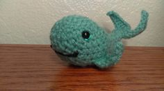 Crocheted Whale, Whale Cat Toy, Crocheted Cat Toy, Stuffed Whale, Stuffed Animal, Whale Amigurumi, Blue Whale, Acrylic Yarn, Blue Safety Eye by HoneyBobaCrafts on Etsy https://www.etsy.com/listing/500814275/crocheted-whale-whale-cat-toy-crocheted