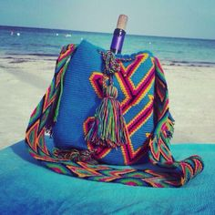 Wayuu bags! from @mykaistyle