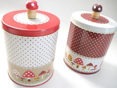 :: Decole Anticca Canisters I want these but can't find them! :(