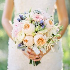 Bouquet by Posey Events, photo by Ryan Ray
