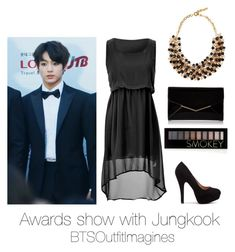 """Award show with Jungkook"" by bts-outfit-imagines on Polyvore featuring Furla, Etro and Forever 21"
