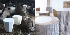 Three Nature-Inspired Stools to Make Yourself