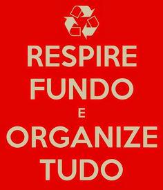 Porque organizar?