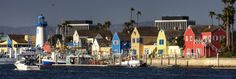 Marina del Rey Harbor in Marina del Rey, CA