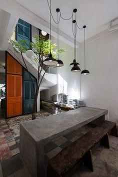 Nha Nhieu Cua So O TP HCM Noi Bat Tren Bao Tay Architecture InteriorsArchitecture DesignResidential