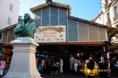 marché provençal Antibes France, Broadway Shows, Walking