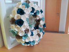 meine kreativenMomente: Spiralblume...:o)