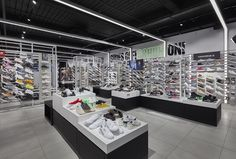 New concept Schuh store aimed at young shoppers
