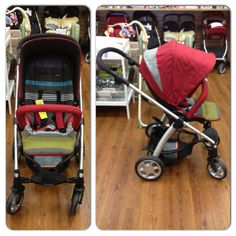 Mamas and Papas Sola Stroller. Excellent condition! Kid to Kid price $199.99!
