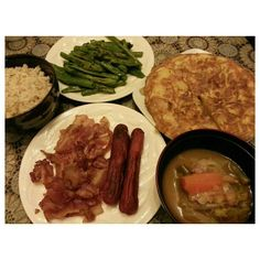 #bacon#sausage#porkandbeans#stringbeans#spanishomelette#food #foodporn #yum #instafood #TagsForLikes #yummy #amazing #instagood #photooftheday #lunch #breakfast #tasty #foodie #delish #delicious #eating #foodpic #foodpics #eat #hungry #foodgasm #hot #food