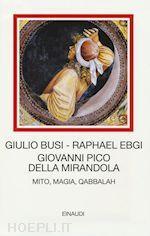 Prezzi e Sconti: #Giovanni pico della mirandola  ad Euro 80.00 in #Filosofia testi e studi #Einaudi
