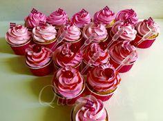 Ciroc cupcakes