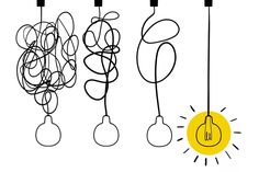 Os novos papéis do design no pós-pandemia Illustration Photo, Design Illustrations, Single Line Drawing, Bertrand, Still Image, Pos, Light Bulb, Drawings, Wallpapers
