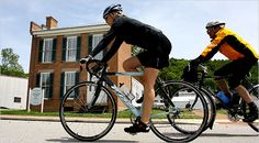 Cycling Through History on the Underground Railroad Bicycle Route - NYTimes.com
